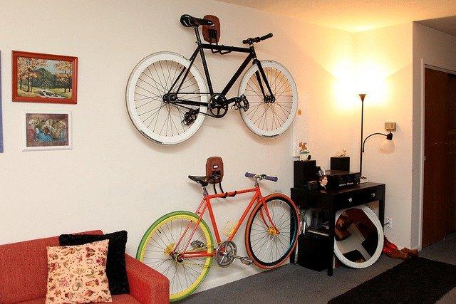 Bike Rack Hook