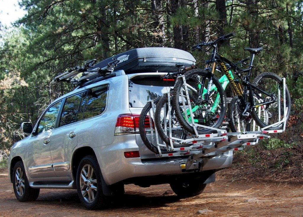 Hitch Mount Bike Rack