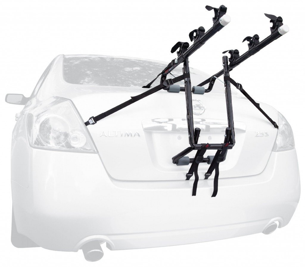 Allen Sports Deluxe 3-Bike Trunk Mount Rack Review