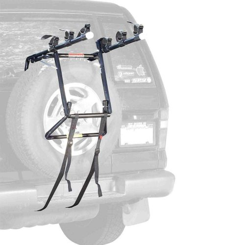 Allen Sports Deluxe 3-Bike - Spare Tire bike rack