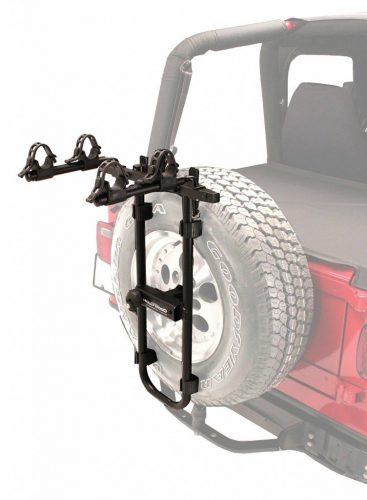 Hollywood Racks Bolt-On - Spare Tire Bike Rack