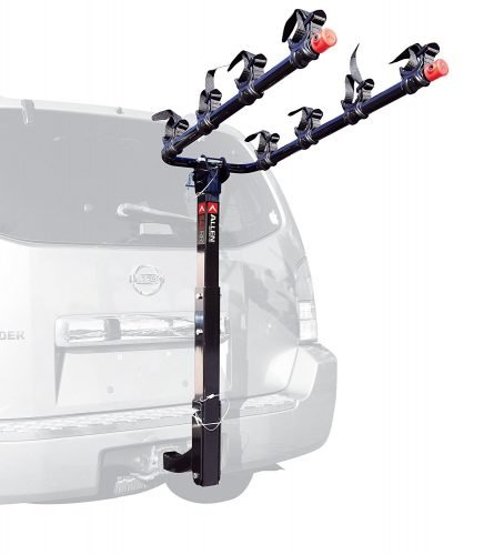 Allen Sports Deluxe 4-Bike Hitch Mount Rack