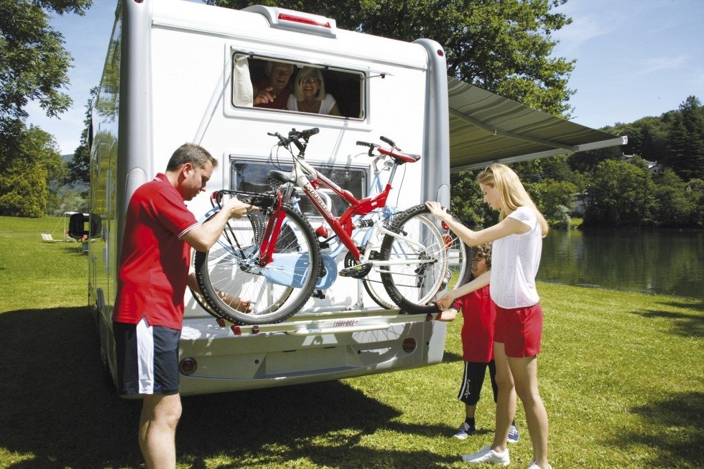 Motorhome Bike Racks
