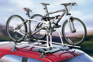 Roof Mounted Bike Racks