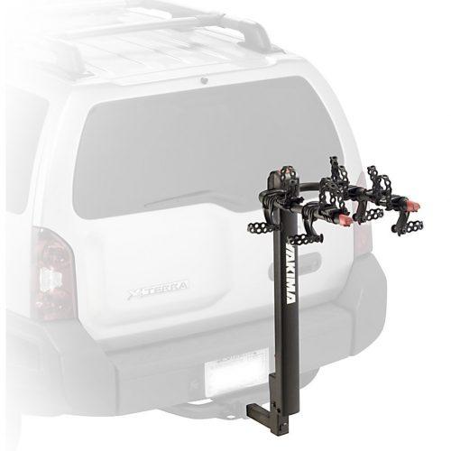 Yakima DoubleDown 4-Bike Hitch-mounted Bike Rack