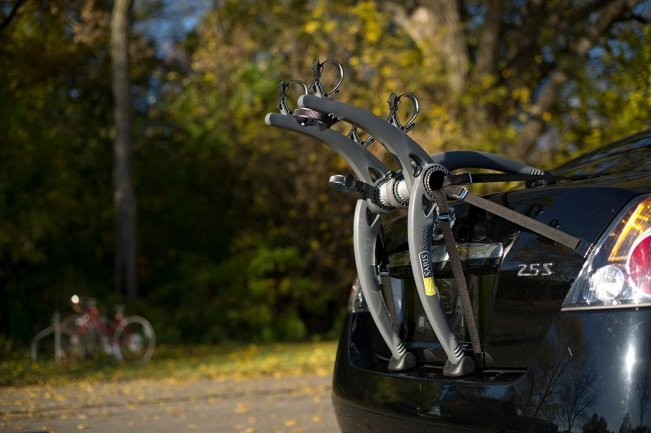 Saris 805 Bones 2-Bike Trunk Rack