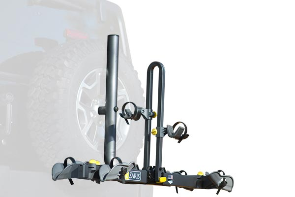 Saris Freedom Spare Tire Rack 2 - Bike Black