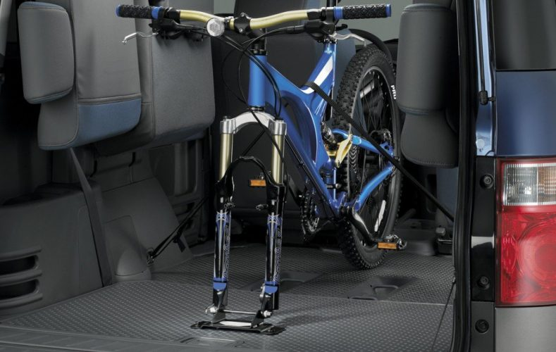 Interior Car Bike Racks