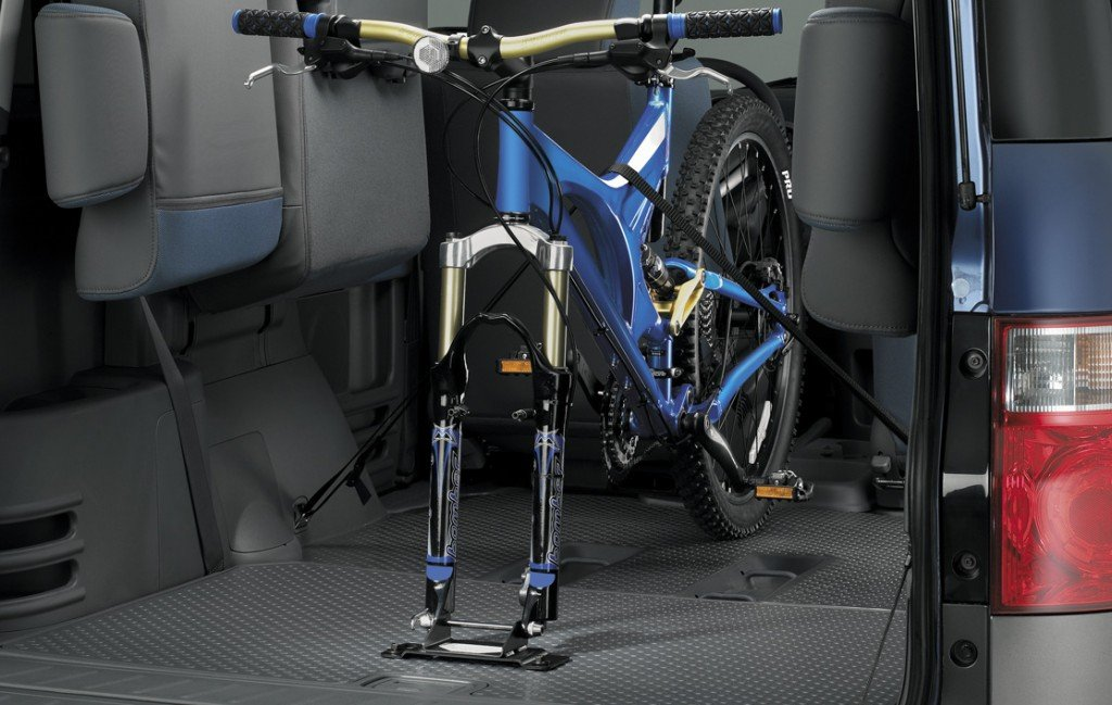 Interior Car Bike Racks
