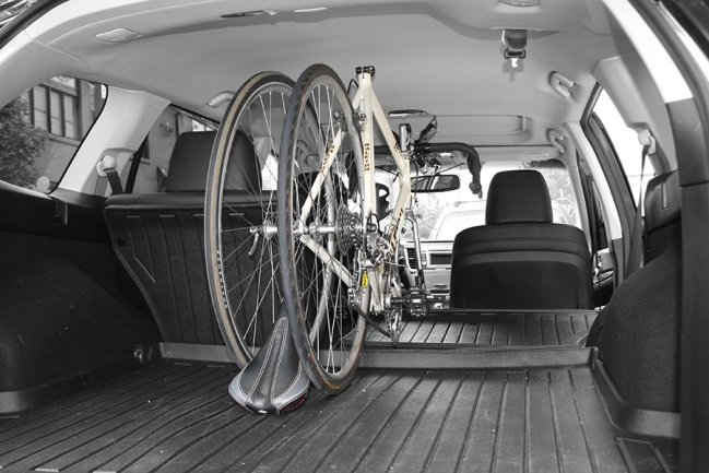 CycleRest Interior Rack