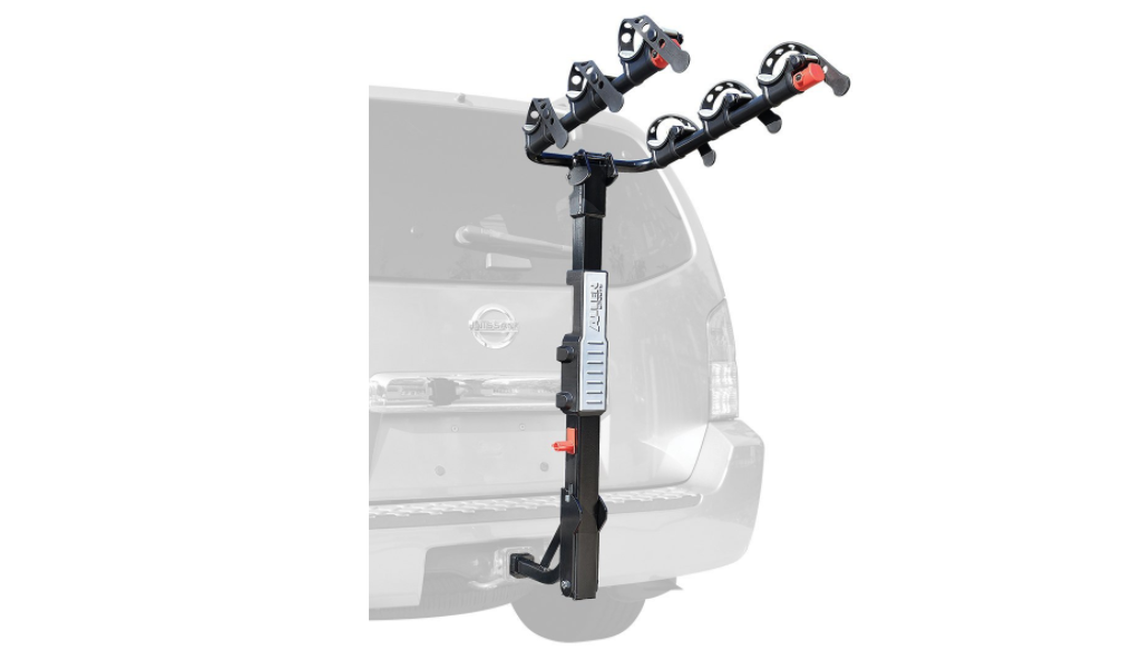 Allen Sports S-535 Premier Hitch Mounted 3-Bike Carrier