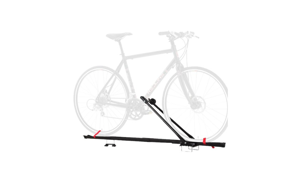 CyclingDeal 1 Bike Car Roof Carrier Rack