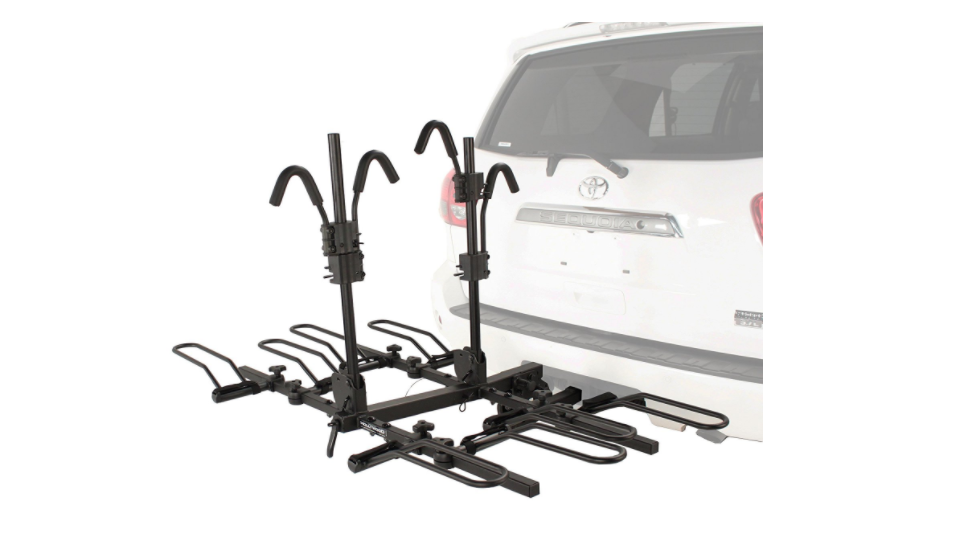 Hollywood Racks HR1400 4-Bike Hitch Mount Bike Rack