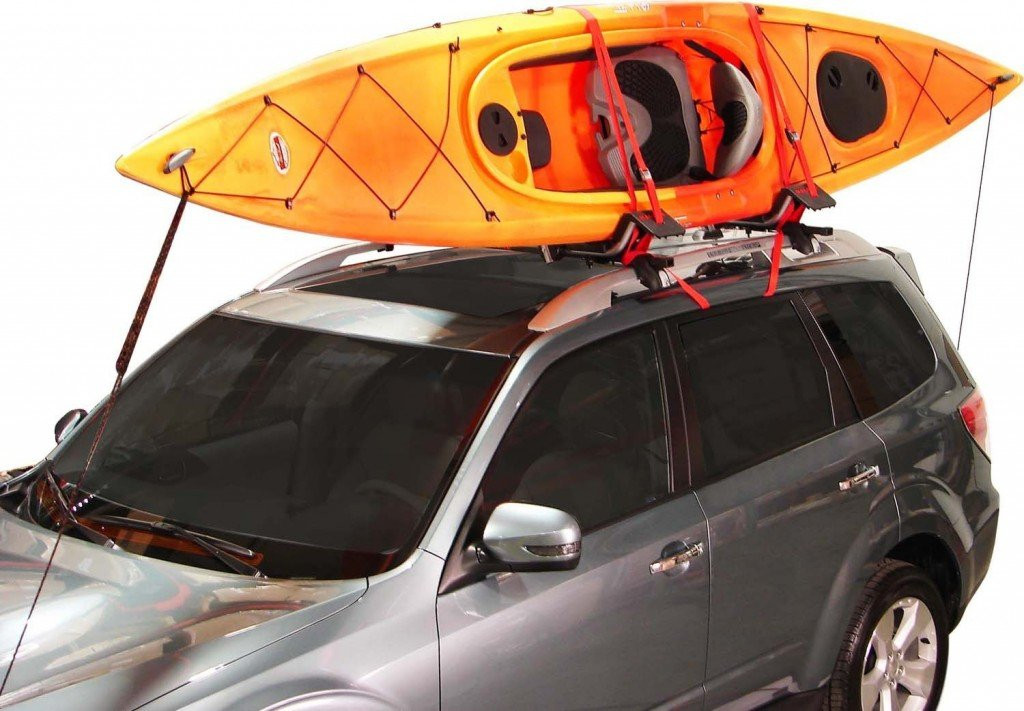 Reasonable J Rack Kayak Carrier Canoe Boat Roof Top Mount Car Suv Van W/free Cell Phone Bag Car & Truck Parts