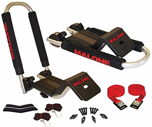 Malone Auto Racks Malone J-Downloader Kayak Carrier