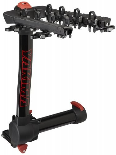 Yakima FullSwing Premium Locking Bike Hitch Rack 1