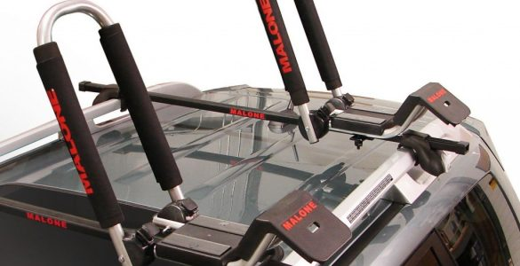 Malone Auto Racks Downloaded J-Style Universal Kayak Carrier