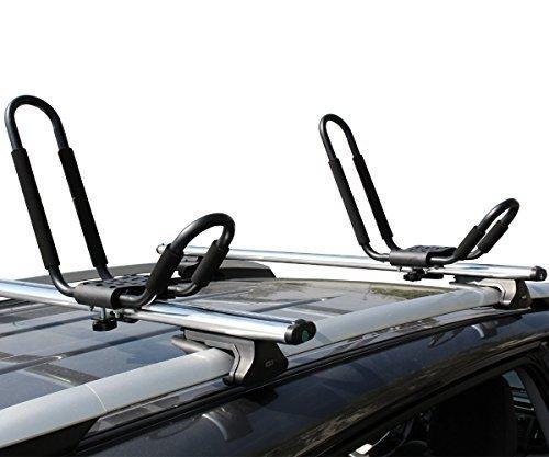TMS J-Bar Rack HD Kayak Carrier 1
