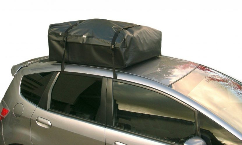 Explorer Roof Bag Waterproof Soft Top Car Carrier