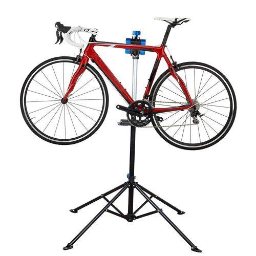 Flexzion Bike repair Stand Rack Foldable