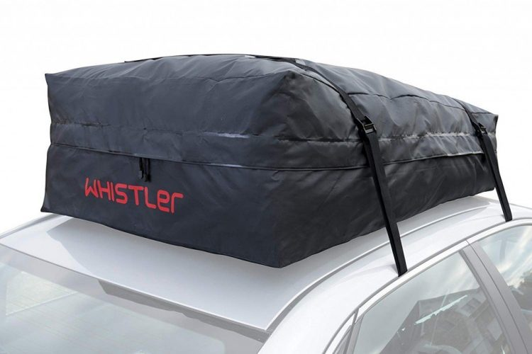 Whistler Car Roof Bag Bundle