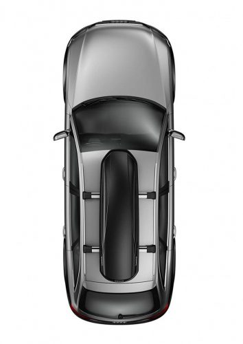 Thule Force Cargo Box Top View