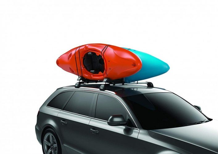 Thule Rooftop Kayak Rack