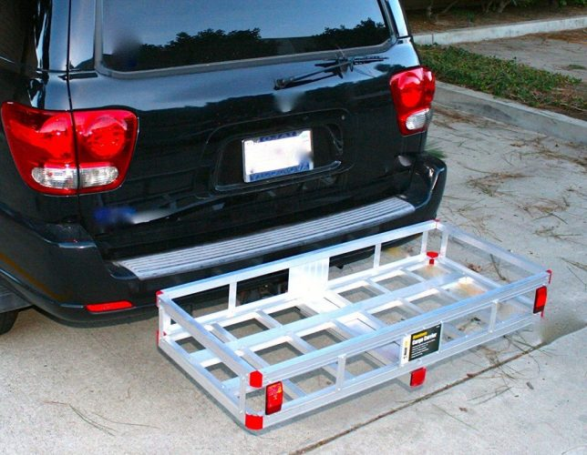 MaxxHaul 70108 Hitch Cargo Carrier