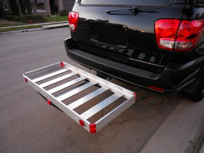 MaxxHaul 70422 Hitch Cargo Carrier