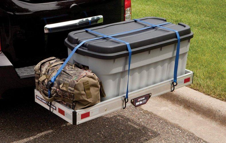 Tricam ACC-1F Aluminum Cargo Carrier