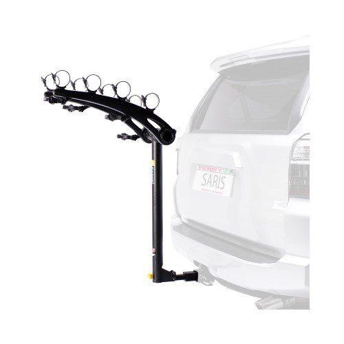 Saris Bones 4-Bike Hitch Rack