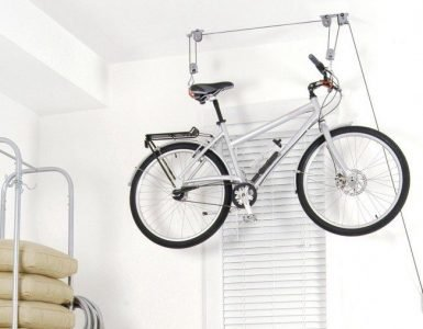 Delta Cycle El Greco Bicycle Ceiling Hoist Review - Rackmaven