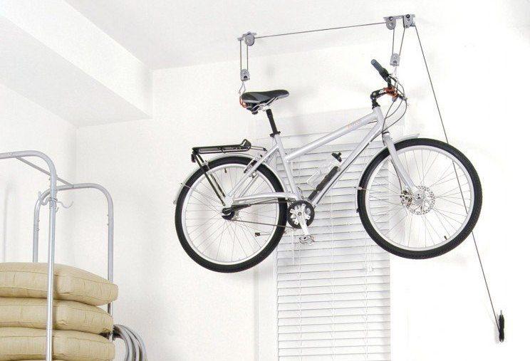 Delta Cycle El Greco Bicycle Ceiling Hoist Review - Rackmaven