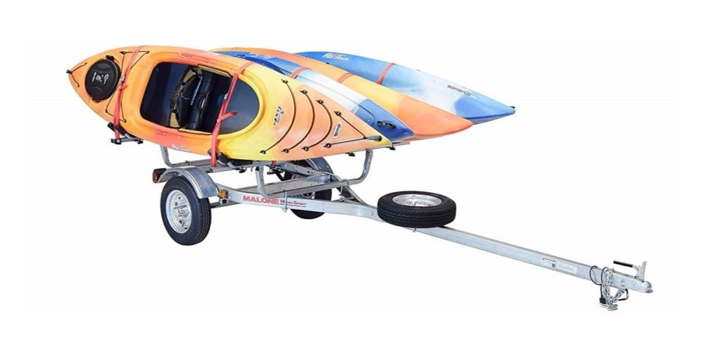 Malone MicroSport Kayak Trailer