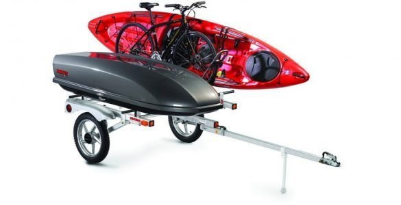 Yakima Rack and Roll Trailer Review - Rackmaven