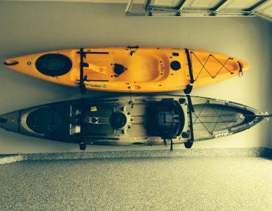 Suspenz EZ Kayak Rack - Rack Maven