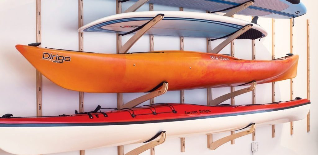The 10 Best Kayak Storage Racks of 2019 - Rack Maven