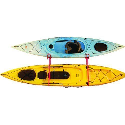 Malone J-Dock Hybrid Kayak and Gear Garage Storage Rack