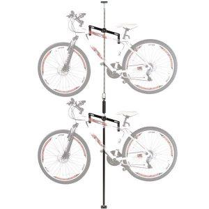 Gravity Wall Indoor Bike Rack