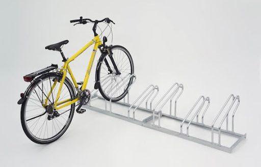 Horizontal Floor Indoor Bike Racks