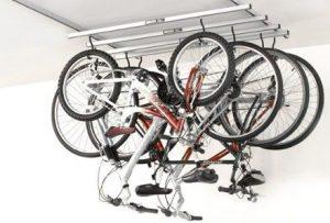 Ceiling Mountable Indoor Bike Racks