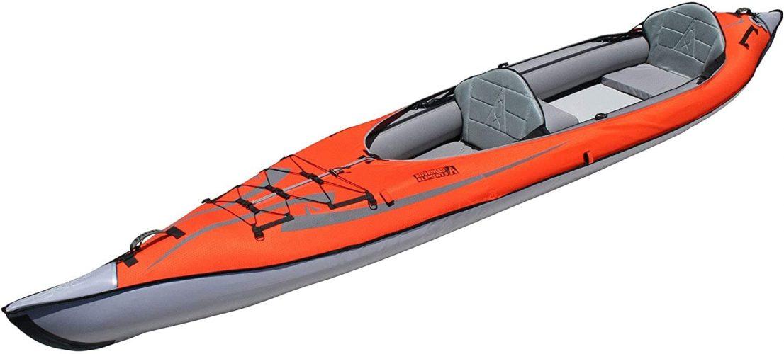 Advanced Elements AdvancedFrame 2 Person Convertible Inflatable Kayak