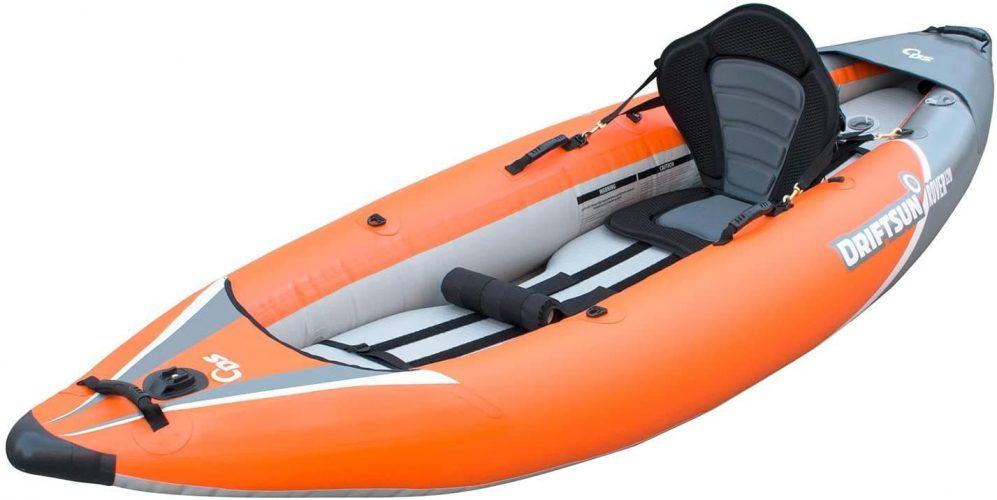 Driftsun Rover 120 Inflatable White-Water Kayak