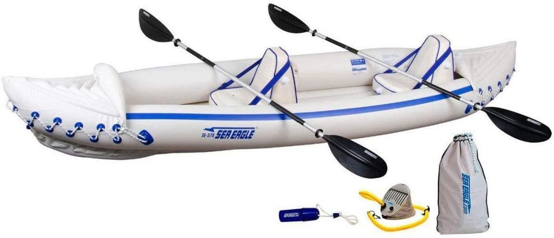 Sea Eagle 370Pro Inflatable Kayak