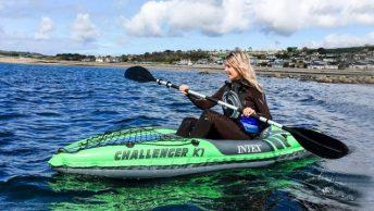 Intex Challenger Kayak K1 Review